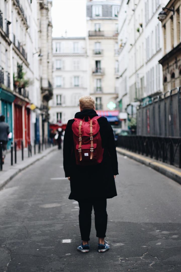 Paris Traveloutfit