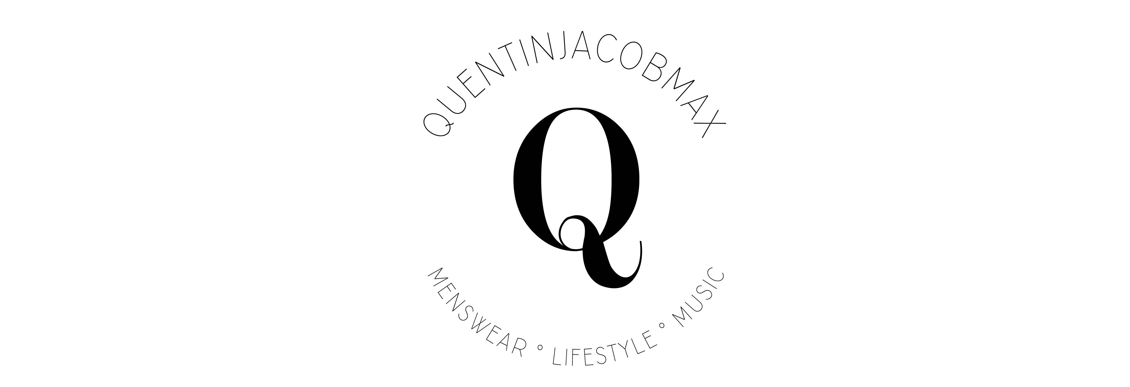 QUENTINJACOBMAX – MENSWEAR – LIFESTYLE -MUSIC BLOG